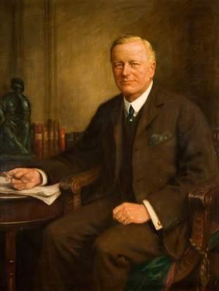 Bennett, Frank Moss, 1874-1952; Sir Gilbert Henry Claughton (1856-1921), Bt