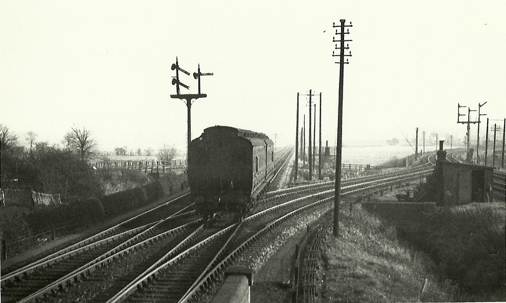 Hardingstone Junction 1934