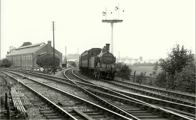 Hardingstone Junction 1939