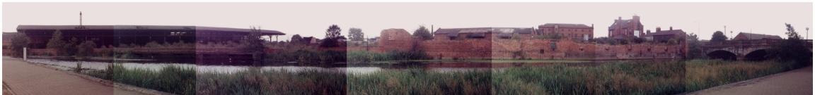 Southbridge panorama